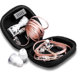 The most comfortable, covert earpiece for law enforcement and security services on the market!